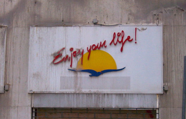 Enjoy Your Life & Health.
