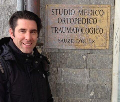 Giulian's work in Italy