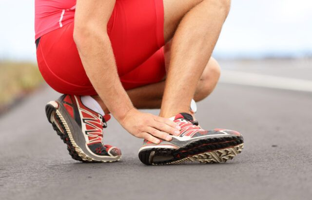 What happens to your fitness goals when you have an injury?