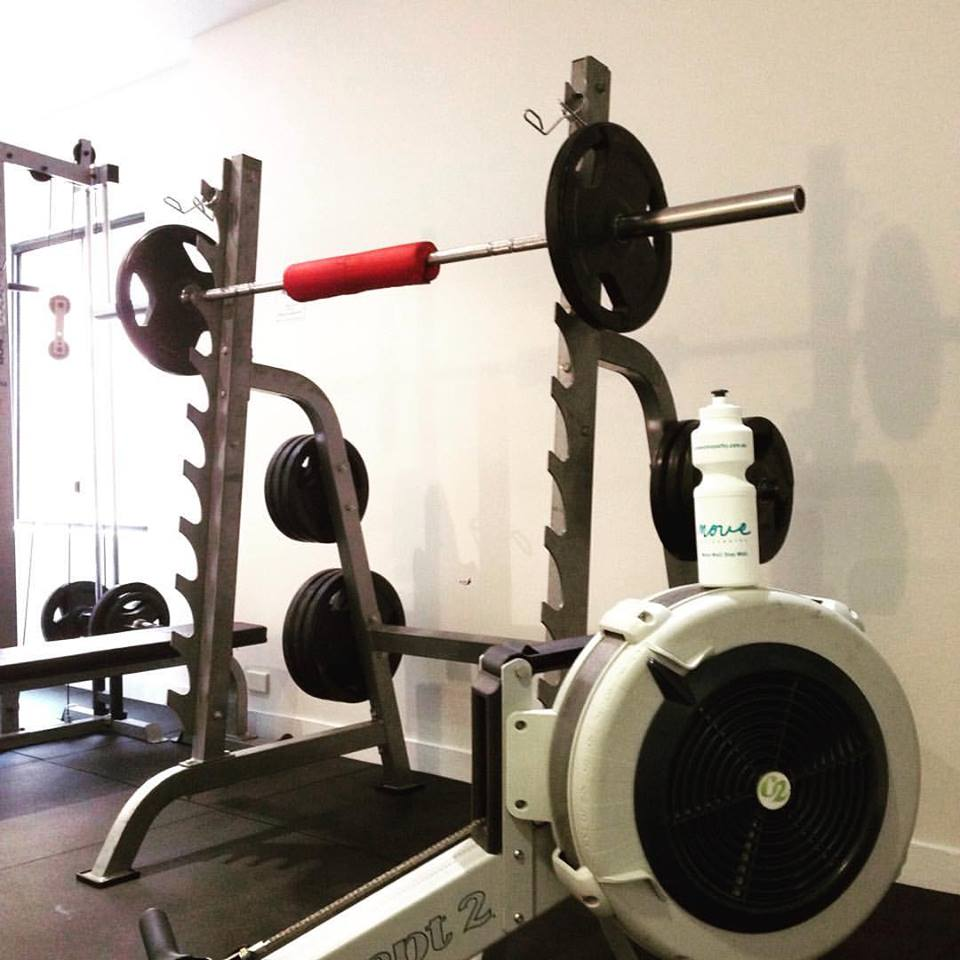 Gym at Brisbane City for Exercise Physiology and Physiotherapy