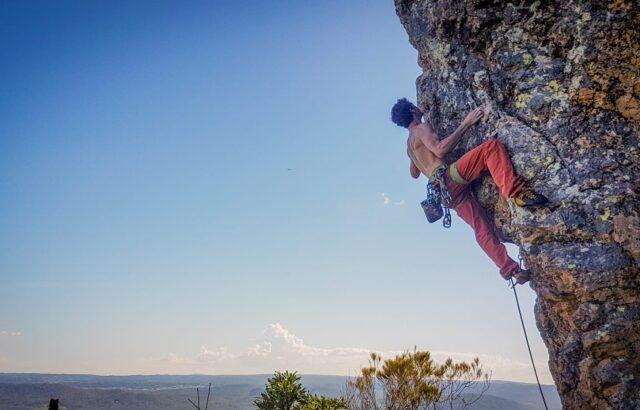 Climbing Injuries
