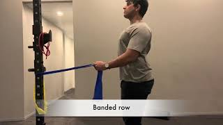 IMPROVE YOUR SCAPULA STABILITY (part 2)